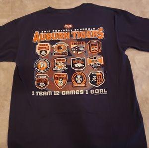 YXL Auburn Tigers Tshirt